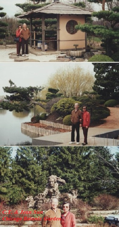 Jean and C.T. at Chicago Botanic Garden final