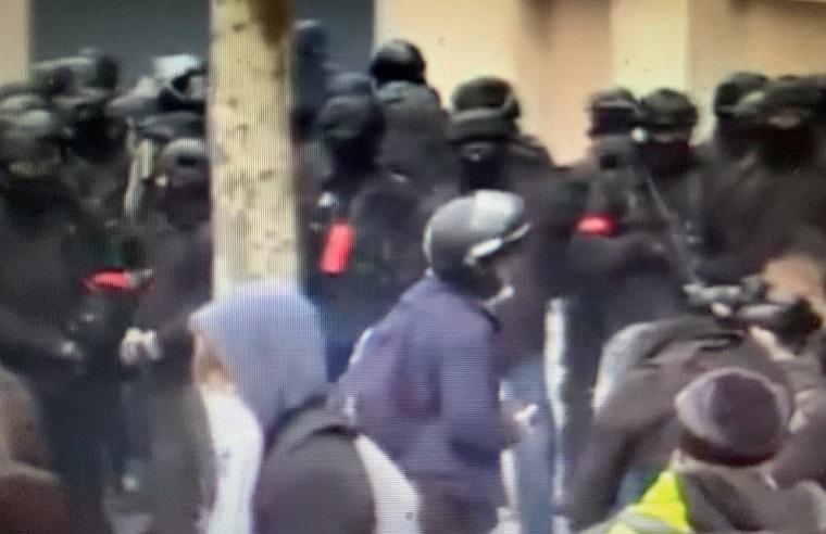 Parisian police final