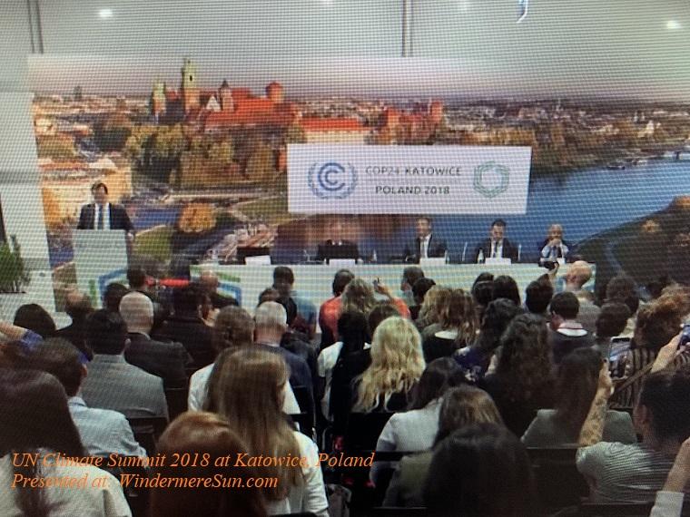 UN Climate Summit at Katowice, Poland, 2018 final