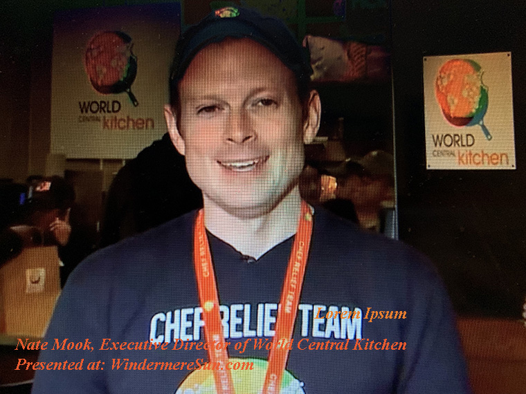 World Central Kitchen-Nate Mook executive director of World Central Kitchen final