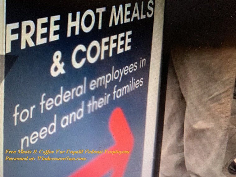 World Central Kitchen-Sign for free hot meals and coffee final