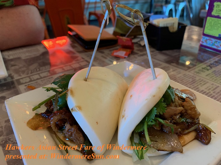 Hawkers' bao-with roast duck final
