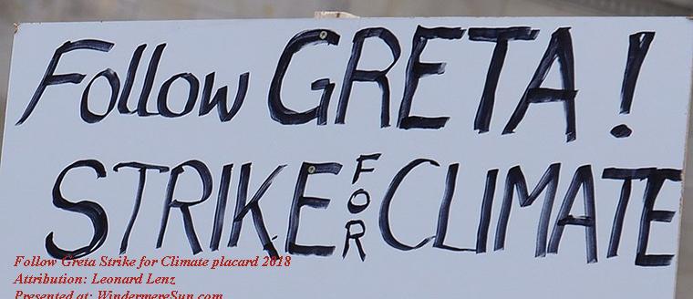 Greta Thunberg, Follow_Greta Strike_for_climate,_placard,_2018, attribution-Leonard Lenz final