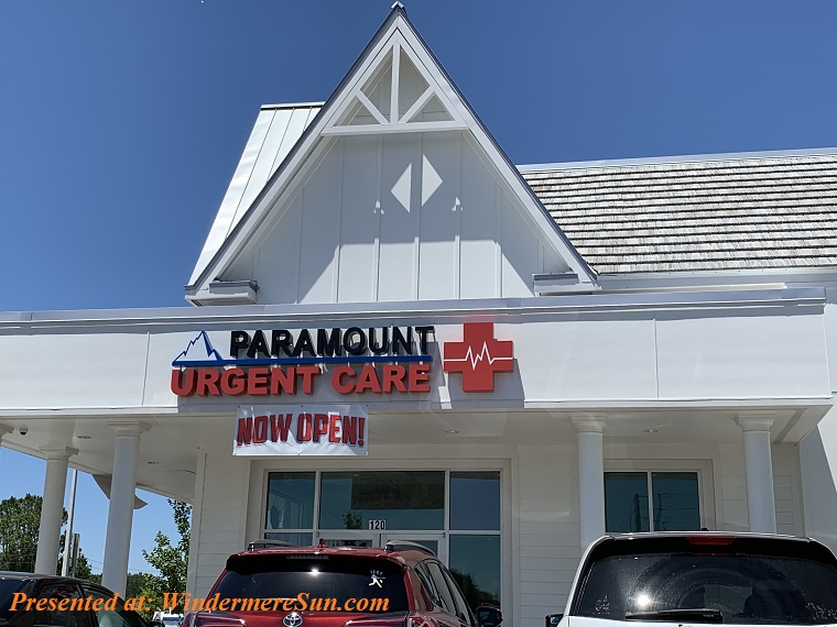 Paramount Urgent Care Is Now In Windermere, FL - Windermere