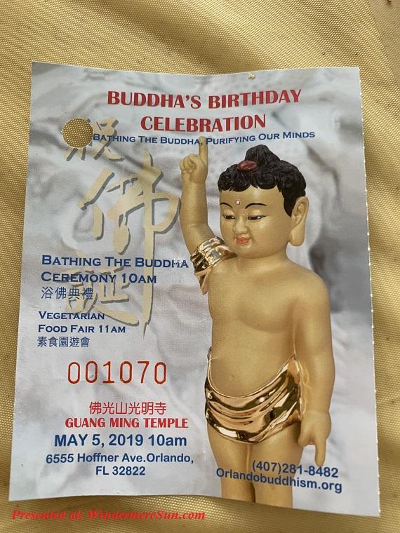 Buddha's Birthday Celebration final
