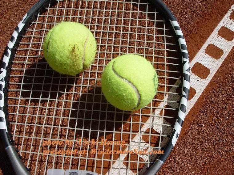 tennis-1466072, by Uschi Hering final