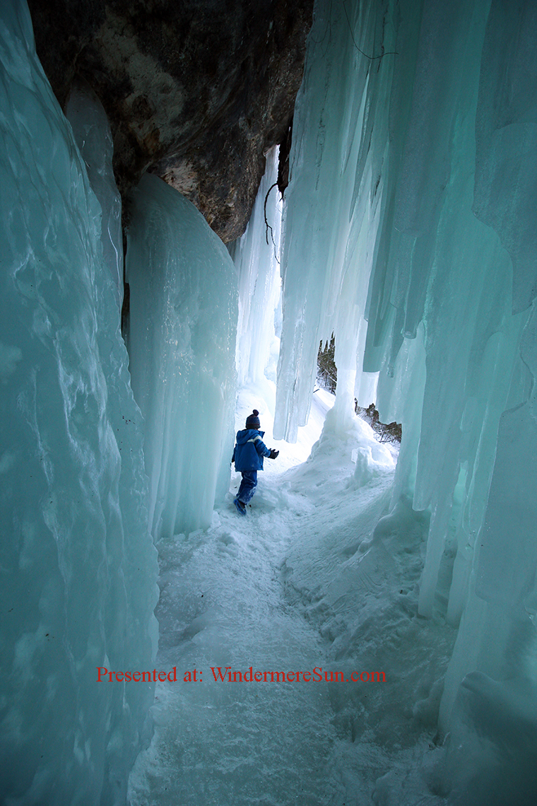 melting ice, adventure-cave-child-2325229 final