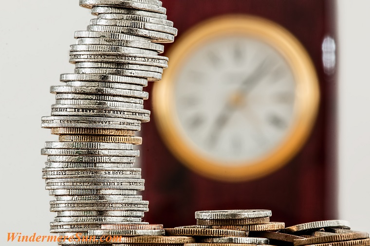 coin stack with time, coins-currency-investment-insurance-128867 final