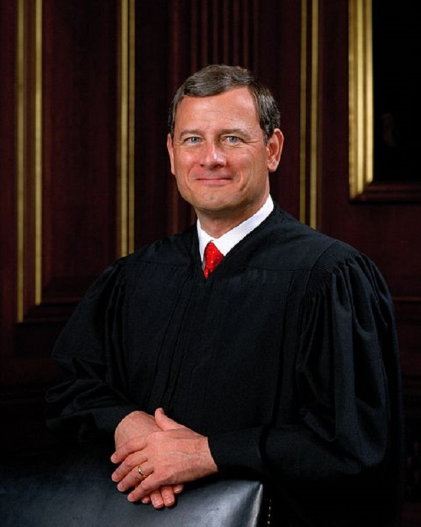 John G. Roberts, Jr., Chief Justice of the United States of America, attribution-Steve Petteway, PD final