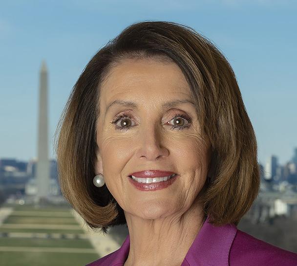 Nancy Pelosi, House Speaker final short