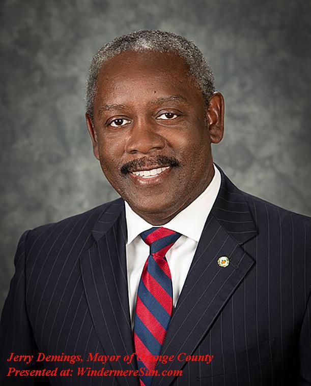 Jerry Demins, Mayor of Orange County final