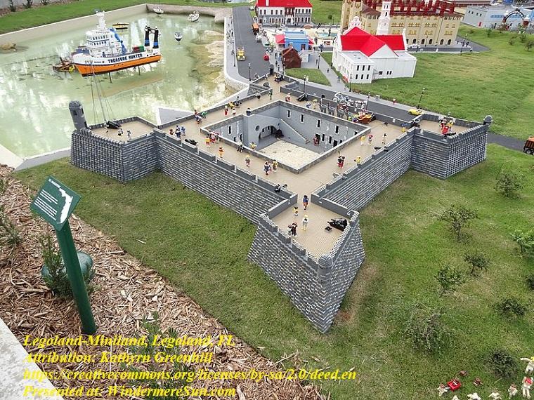 Legoland-Miniland, Legoland, FL, Attribution-Kathryn Greenhill, CC.2.0 final
