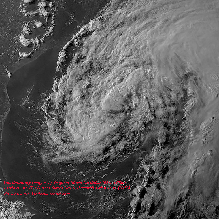 Cristobal-Geostationary imagery of Tropical Storm Cristobal 2020, attribution-United Stated Naval Research Lab final
