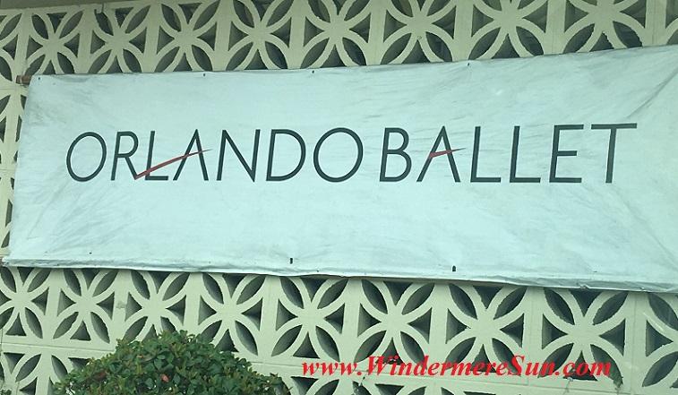 Orlando Ballet School Central Campus temporary at 415 East Princeton St., Orlando, FL final