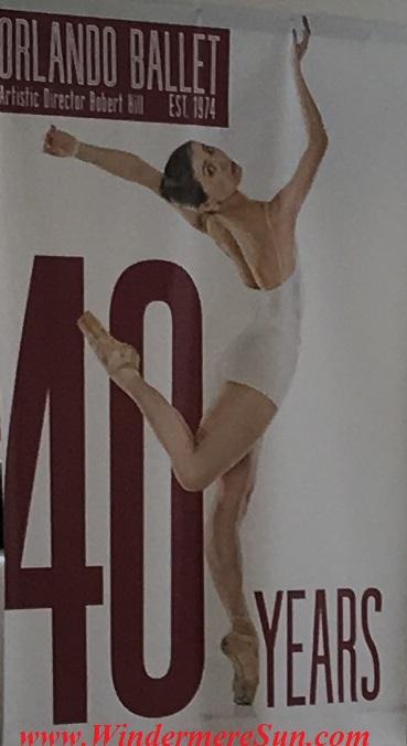 Orlando Ballet School South Campus building 3 at 7988 Via Dellagio Way, Suite 204., Orlando, FL-40 year poster final