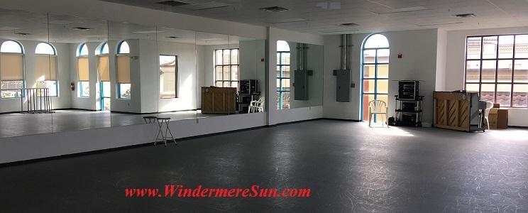 Orlando Ballet School South Campus class room2 at 7988 Via Dellagio Way, Suite 204., Orlando, FL final