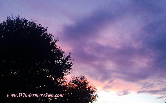 Sunset-purple sky final