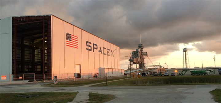 SpaceX_KSC_LC-39A_hangar_progress,_June_2015 final