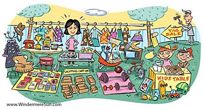 yard sale-garage.sale.scene.clipart final