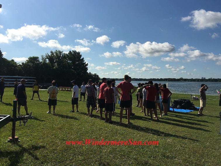 Dragon Boat Race 2016-10 final