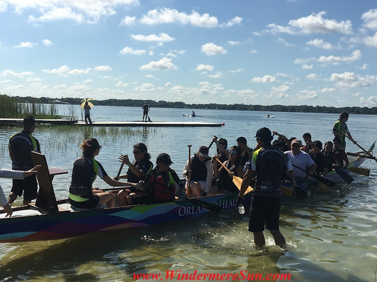 Dragon Boat Race 2016-3 final