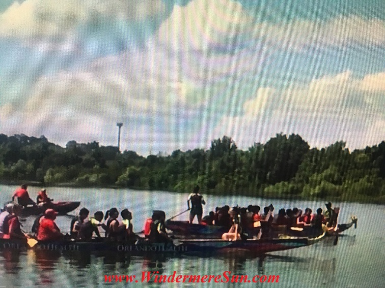 Dragon Boat Race 2016-64 final