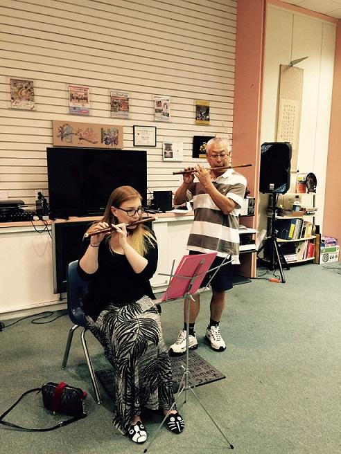 Chinese Musicians-Individual Lessons2 Dizi final
