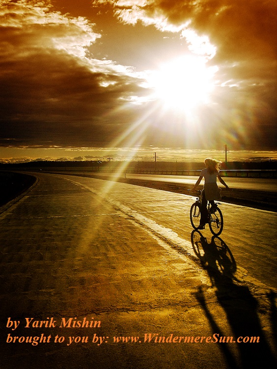 bike-chase-the-sun-1543710, freeimages, by Yarik Mashin final