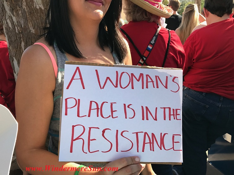 A Woman's Place Is In The Resistance final