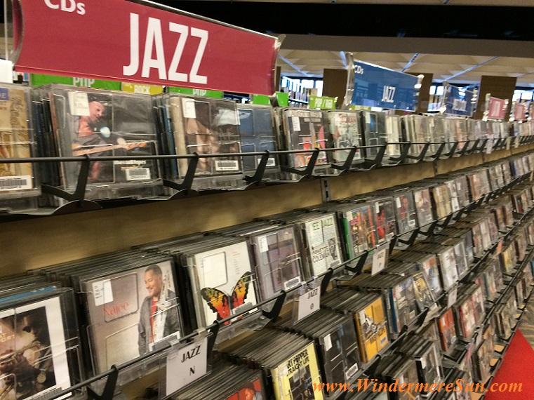 CD's-Jazz final