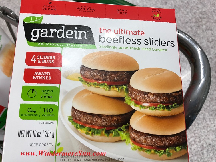 Gardein's beefless sliders final