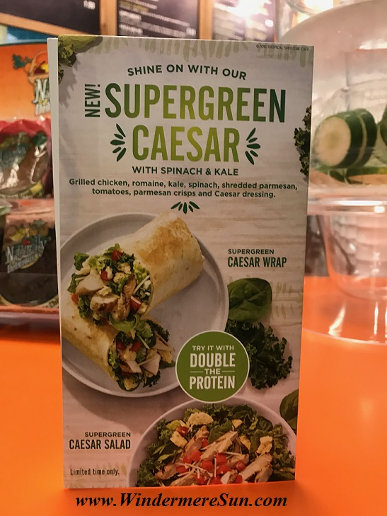 Supergreen Cesar final