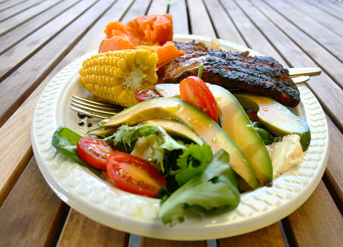 bbq-lunch-1318462, freeimage, by Vaughan Willis