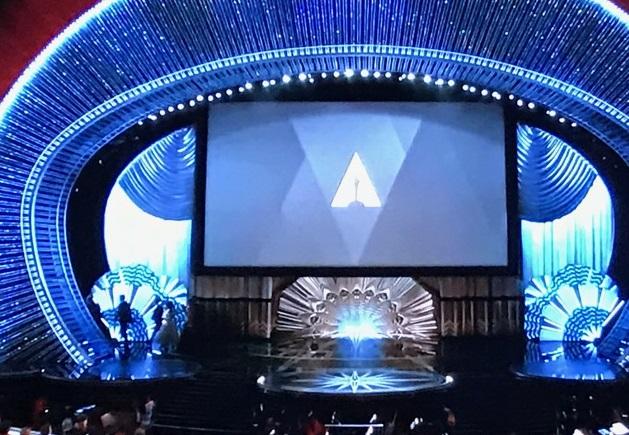 beautiful Oscar stage final