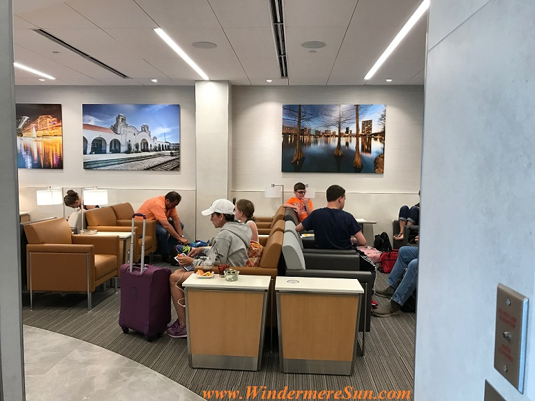 American Airline Admirals Club level 2-guests seated final