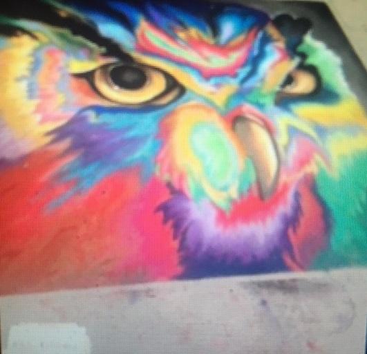 Spring Fever In The Garden street art3 final