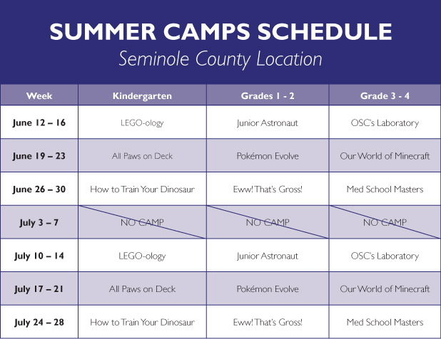 Satellite_SummerCamps2017_SoldOut-Schedule