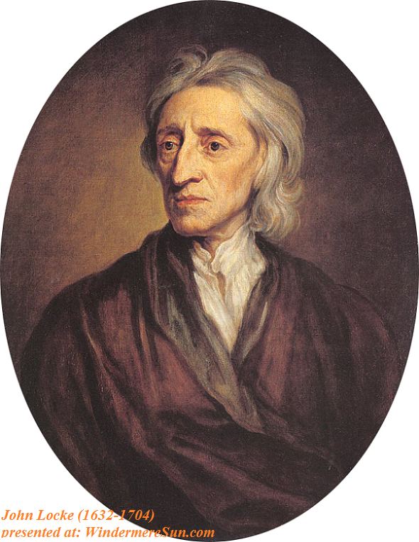 English political philosopher John Locke (1632–1704) final