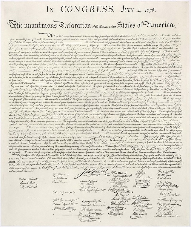 United_States_Declaration_of_Independence, a high-resolution image of the United States Declaration of Independence. This image is a version of the 1823 William Stone facsimile final