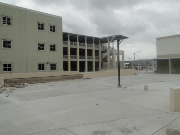 WHS under construction-5