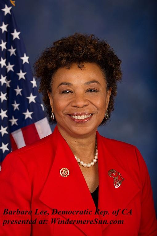 Barbara_Lee_official_portrait, Dem Rep of CA, PD final