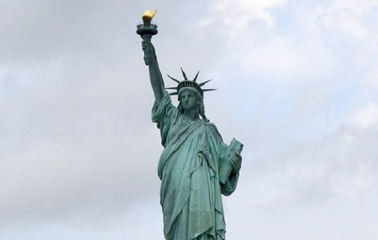 Statue_of_Liberty_7 , PD, photo by Elcobbola final short