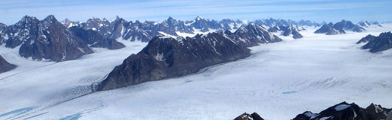 Thawed area under Greenland ice sheet final