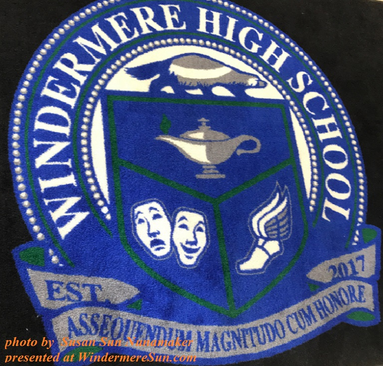 Windermere High School symbols final