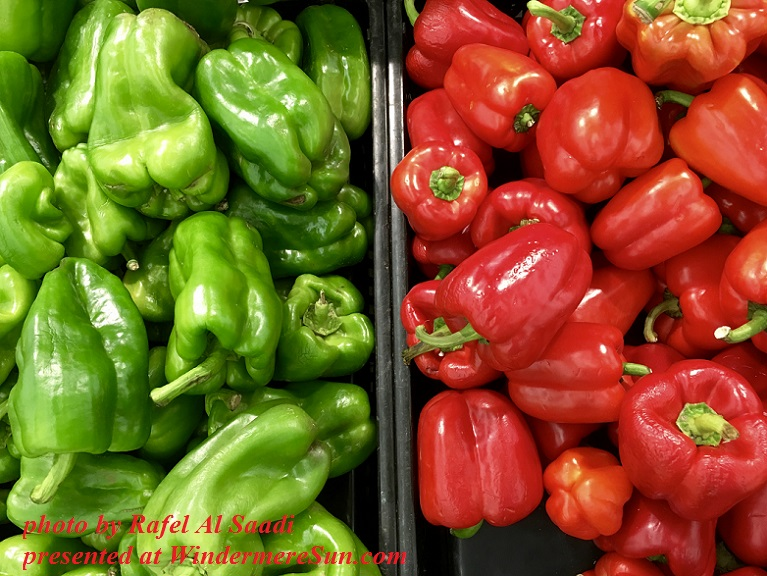 green and red peppers-pexels-photo-128536, by Rafel AL Saadi final