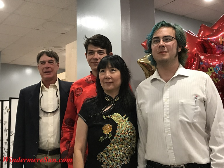 Helen and family final