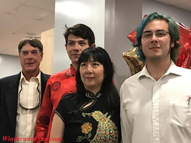 Helen's family final