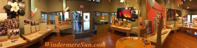 Interior of Env Center Panaramic3 final
