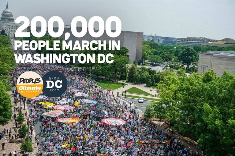 Climate March Washington DC final