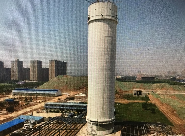 China Builds World's Largest Air Purifier final